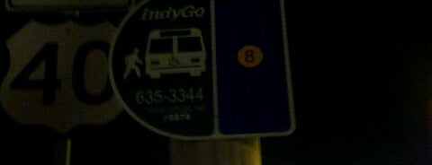 indygo bus stop 50878 is one of To SU.