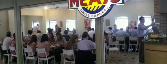 Meats Grill Express is one of Onde almoçar na Paulista.