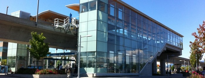 Lansdowne SkyTrain Station is one of To Do in....