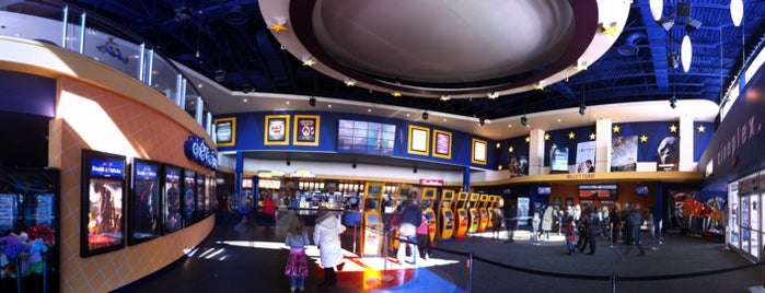 Cinéma Cineplex Odeon Brossard is one of D-BOX theatres.