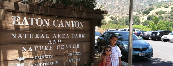 Eaton Canyon Nature Center is one of Cool things to see and do in Los Angeles.