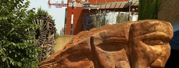 American Visionary Art Museum is one of Best Places to Check out in United States Pt 2.