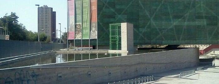 Museo de la Memoria y los Derechos Humanos is one of Santiago, Chile #4sqCities.