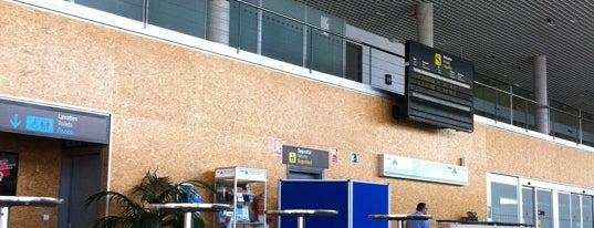 Aeroport de Reus (REU) is one of Airports in SPAIN.