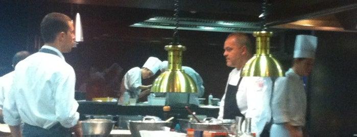 Can Fabes is one of Restaurantes con Estrella Michelin en Catalunya.