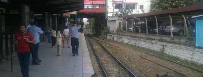 Bakırköy Tren İstasyonu is one of Sirkeci - Halkalı Banliyö Tren Hattı.