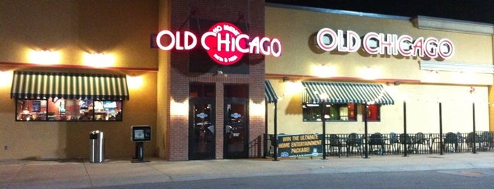 Old Chicago is one of DELICIOUS FOOD.