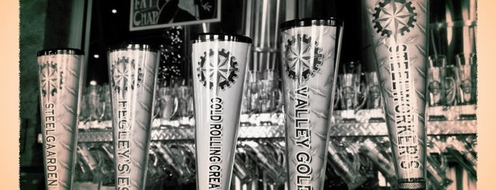 Fegley's Bethlehem Brew Works is one of Breweries and Brewpubs.