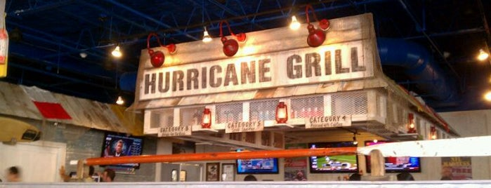 Hurricane Grill & Wings is one of Restaurants.