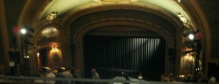 Paramount Theatre is one of SXSW Austin 2012.