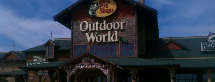 Bass Pro Shops is one of Favorite Places.
