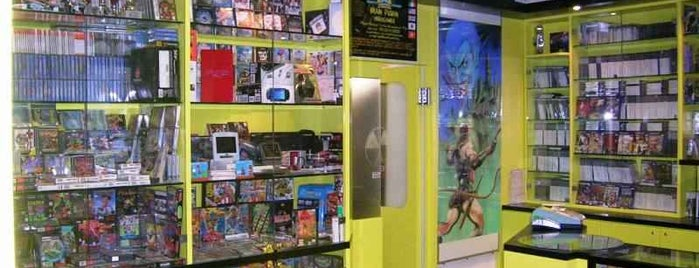 Brain Fusion - High Tech is one of Best Retrogaming Shops.