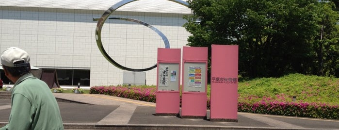Hiratsuka Museum of Art is one of Jpn_Museums2.