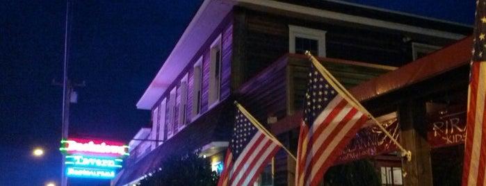 Buckalew's Tavern is one of Nightlife.