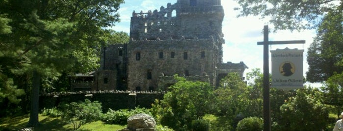 Gillette Castle State Park is one of CT Daytrips.