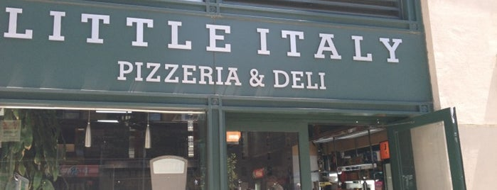 Little Italy Pizza Deli is one of Kettle's Top Spots.
