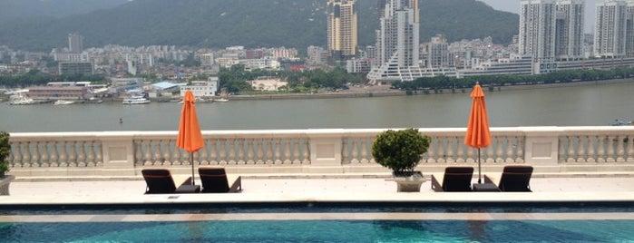 Sofitel Macau at Ponte 16 is one of CASINOS.