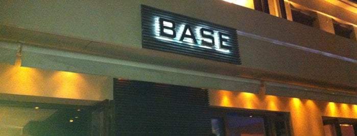 Base is one of Been there... done that.