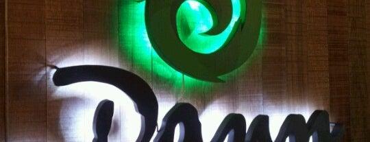 Daun Restaurant is one of Makan @ KL #1.