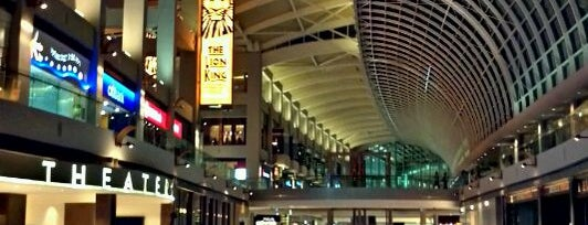 The Shoppes At Marina Bay Sands is one of Singapore's Today.