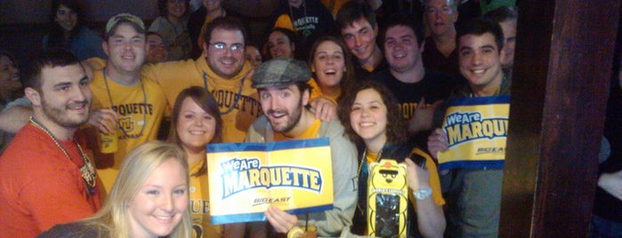 Marquette game-watching venues