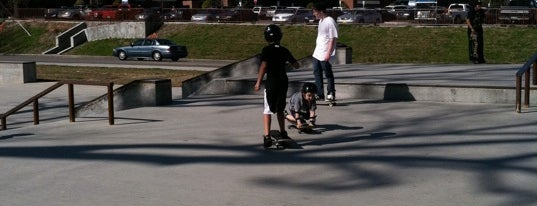 Fountain City Skate Park is one of Fountain City FUN!.