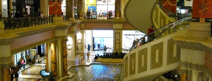 The Forum Shops at Caesars Palace is one of Shopping.