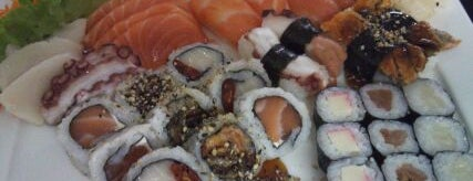 Kaeru is one of Sushi in Porto Alegre.