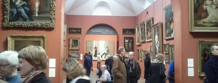 Dulwich Picture Gallery is one of Artes etc.