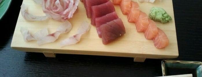 Restaurante Japonés Sakura is one of Ruta michelín.