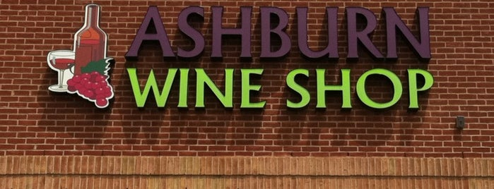 Ashburn Wine Shop is one of Places I go.