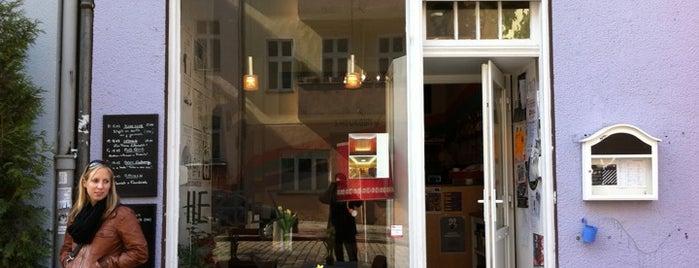 Heroes Café is one of Neukölln.