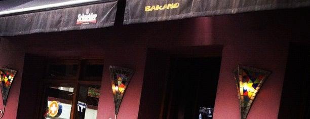 Bakano is one of restos palermo y alrrededores.