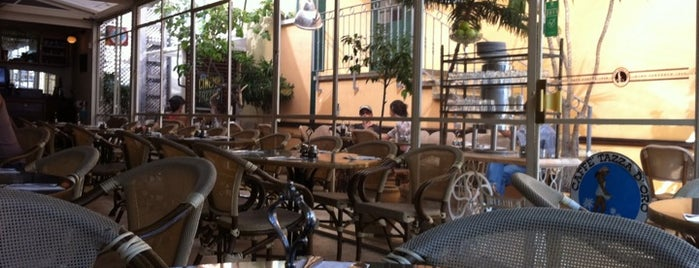 Cafe Tazza D'Oro is one of We Love Tel Aviv!  #4sqCities.