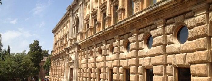 Museo de La Alhambra is one of España.