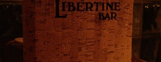 Libertine Bar is one of Favorite Nightlife Spots.