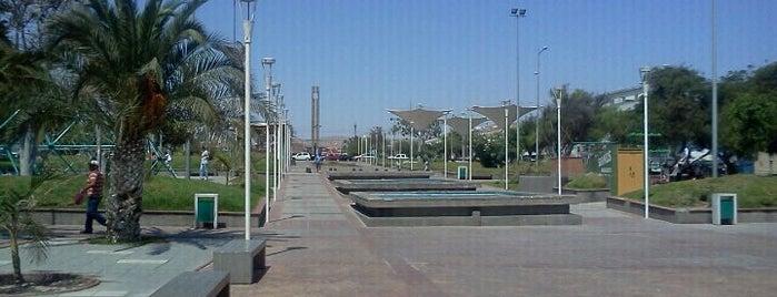 Plaza Carlos Ibanez del Campo is one of Lugares de nicky.