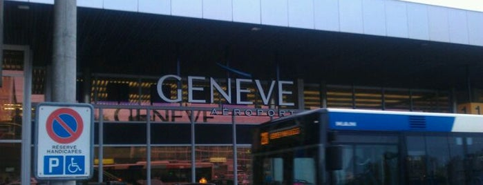 Cenevre Cointrin Uluslararası Havalimanı (GVA) is one of Airports in Europe, Africa and Middle East.