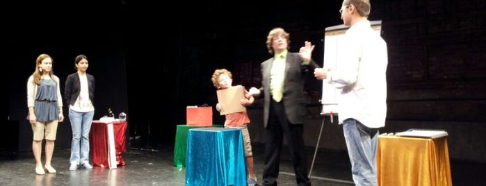 The Quantum Eye - Magic and Mentalism Show is one of Waldo NYC: New York City for Teens.