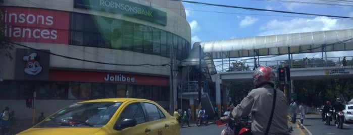 Robinsons Place is one of The Best of Cebu City 2012.