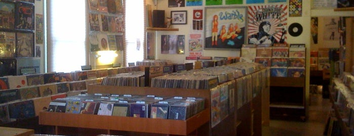 Shangri-La Records is one of Mind-blowing Memphis Music.