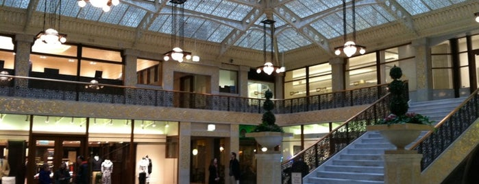 The Rookery Building is one of Loop Art & Architecture.