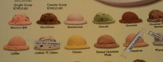 Swensen's is one of Favorite Food.
