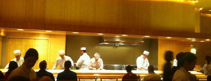 Sushi Yasuda is one of Favorite NYC restaurants.