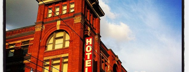 Gladstone Hotel is one of I gotta eat here..