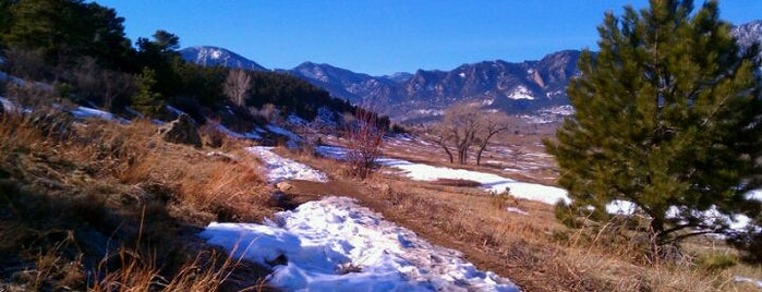 Mesa/Marshall Trail Head is one of Boulder Area Trailheads #visitUS.