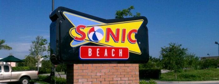 Sonic Beach Drive-In Homestead is one of 20 favorite restaurants.