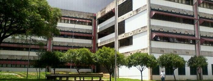 Fafich - Faculdade de Filosofia e Ciências Humanas is one of Campus.