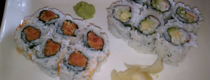 Red Bowl Asian Bistro is one of Must-Visit Sushi Restaurants in RDU.