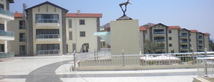 Hattuşa Astyra Thermal Resort & SPA is one of Kuyumcu.
